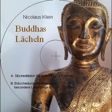 Buddhas Laecheln